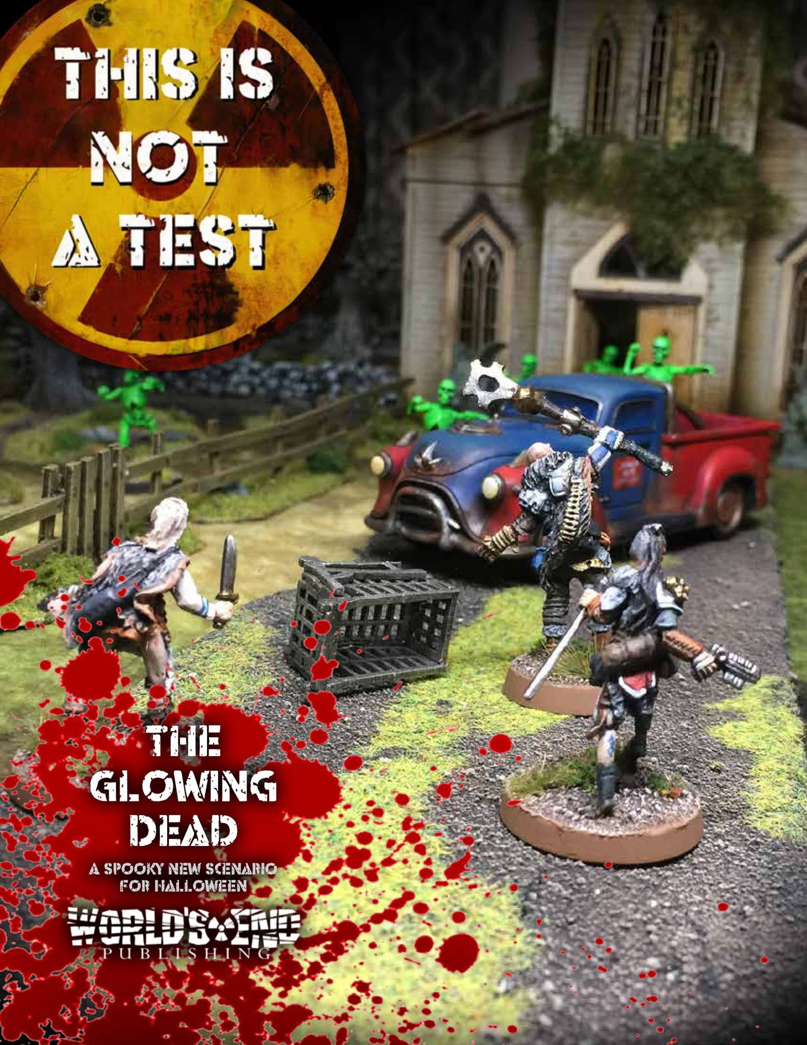 The Glowing Dead – Free 2019 Halloween Scenario