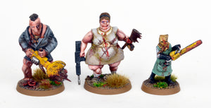 """Serving Up Trouble"" Mutant Cannibal Warband Booster"