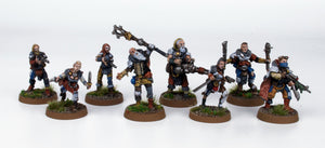 Tribal Warband