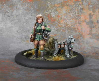 Wasteland Nurse and Helper Dog