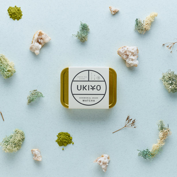 ukiyo ceremonial grade matcha green tea