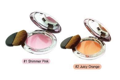 Osho / Phyto Maker Wish Touch Blusher # 1~2
