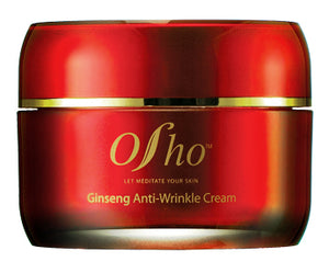 Osho / Phyto Ginseng Anti Wrinkle Cream