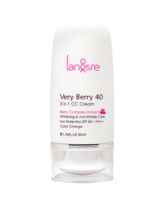 Langsre VeryBerry 40 3 in 1 BB Cream
