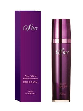 Osho / Phyto natural enrich snow blossom Emulsion