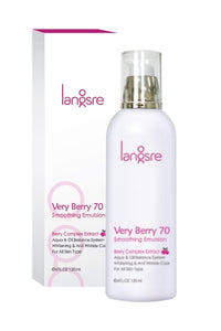 Langsre VeryBerry 70 Soothing Emulsion