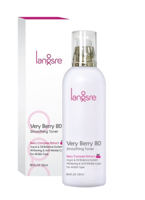 Langsre VeryBerry 80 Smoothing Toner
