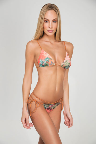 BLADEFISH STRAP TRIANGLE | BOTTOM STRAP MINI TIESIDE - LE BAIN RESORTWEAR
