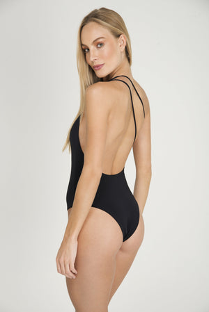 CLUBTIP RING ONE SHOLDER ONEPIECE - LE BAIN RESORTWEAR
