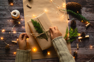 7 eco-friendly Christmas gift wrapping ideas that won't cost the earth
