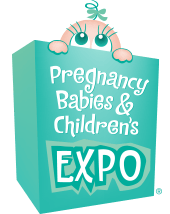 Pregnancy Babies and Children's Expo logo