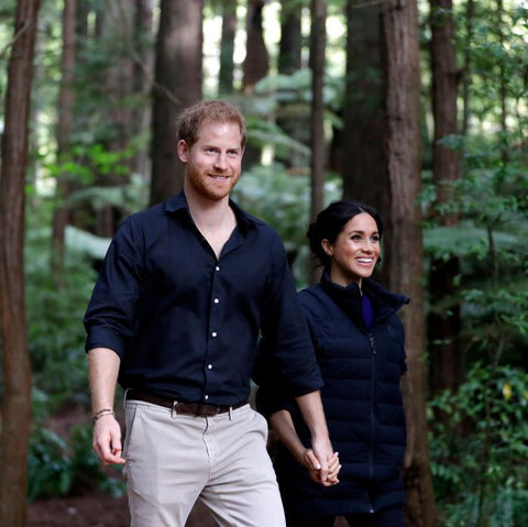 The Duke and Duchess of Sussex Visit New Zealand. Source: Pool/Getty Images