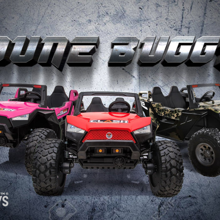 Dune Buggy Ride On - The Best Off-road Ride On Car for Summer