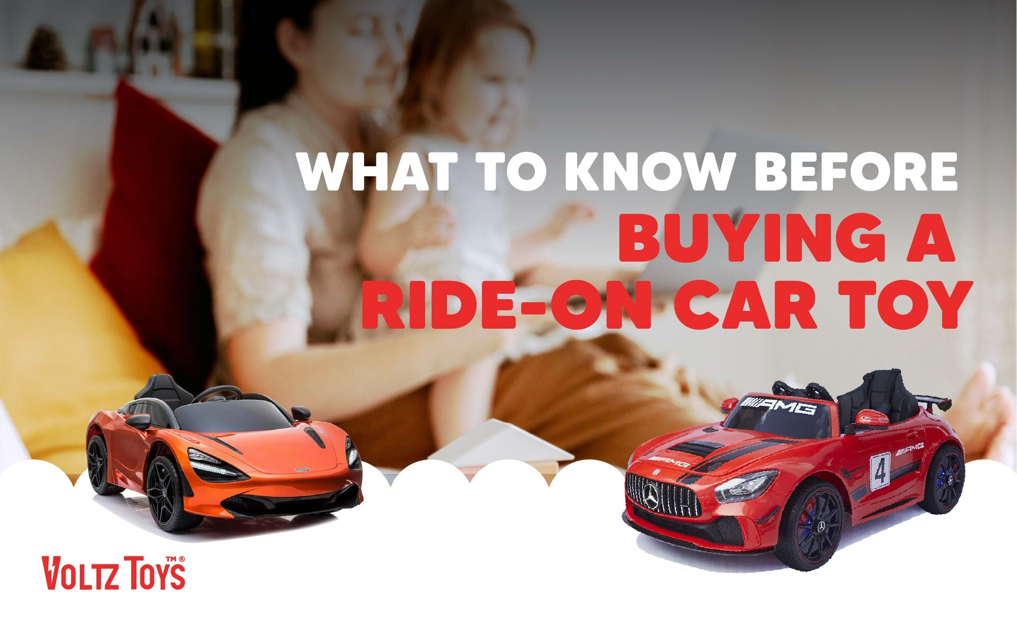 What to Know Before Buying a Ride-On Car Toy