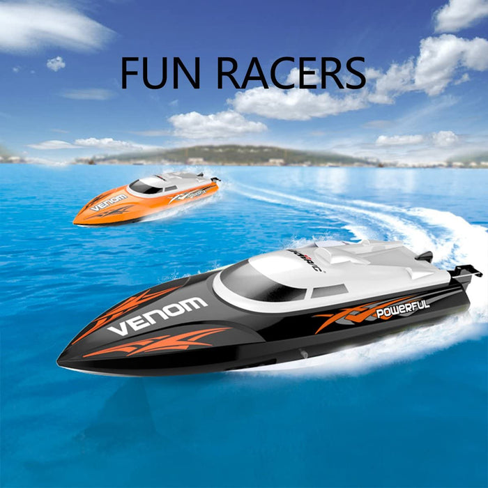 UDI001 Venom High Speed Remote Control Boat Toys for Kids and Adults with Water cooling system/Self-righting system