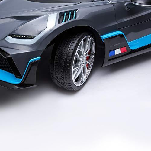 Bugatti Divo 12V Electric Motorized Ride-On Car for Kids with Parental Remote Control - Voltz Toys