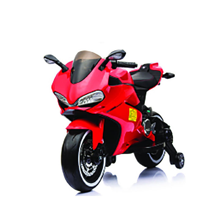 Ducati Motorcycle 12V Electric Motorized Ride-On Motorcycle for Kids - Voltz Toys