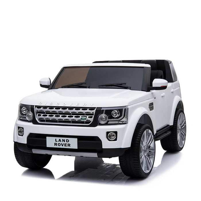 Land Rover Discovery 12V Electric Ride-On Car for Kids with Remote Control