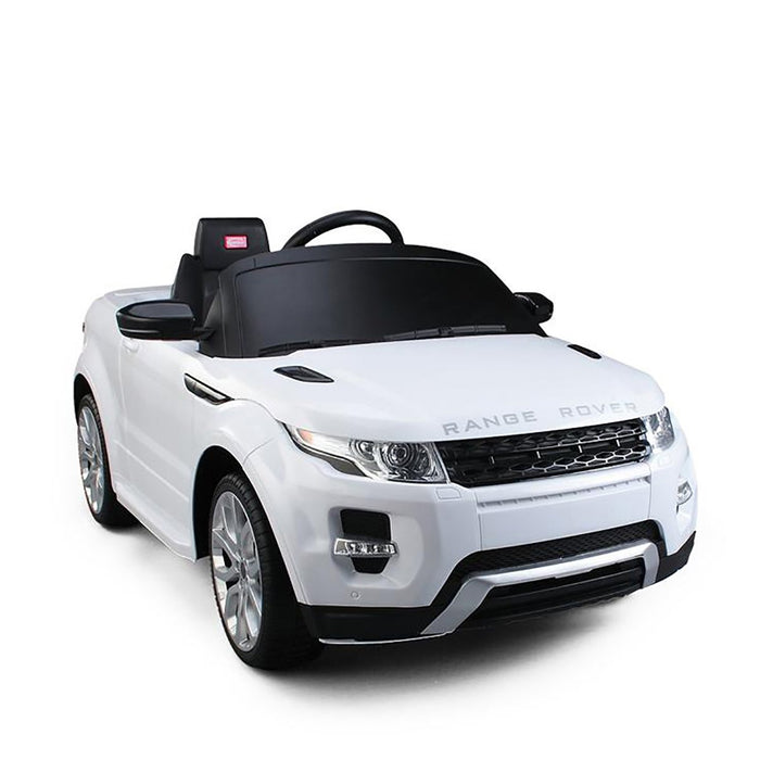 Land Rover Evoque 12V Electric Motorized Ride-On SUV for Kids with Parental Remote Control - Voltz Toys