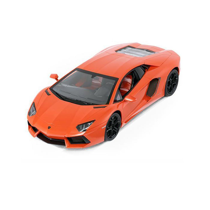 Rastar 1:10 R/C LAMBORGHINI Aventador LP 700-4  Remote Control Car for Kids no white stripe