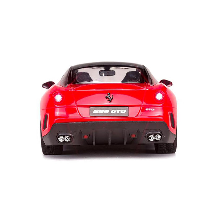 Rastar 1:14 R/C FERRARI 599 GTO Remote Control Car for Kids