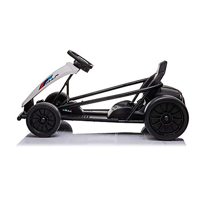 Voltz Toys Electric GoKart, 24V Outdoor Racer Drifter Go Kart for Kids and Adult