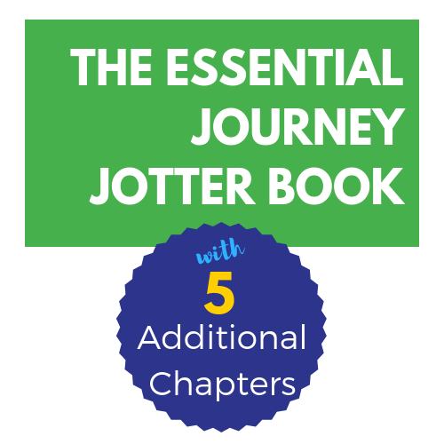 The Essential Journey Jotter Book contains the Essentials Chapter, which includes 12 wide-ranging activities to help young travelers document and engage with any kind of travel. Add one or more chapters (with three activities each) to your book, to capture the ideal combination for your child. The perfect accessory for deep and meaningful travel for kids!