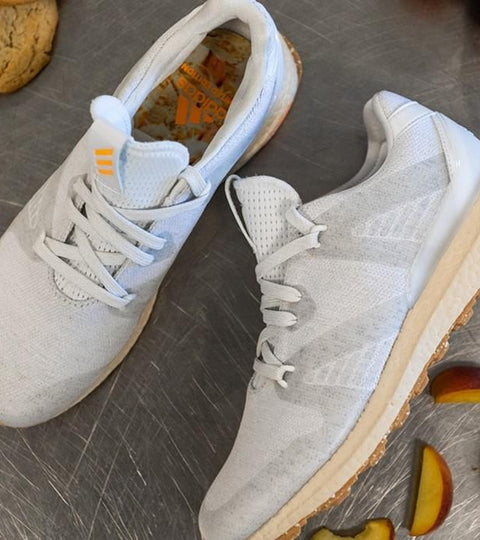 ADIDAS GOLF ANNOUNCES LIMITED-EDITION FOOTWEAR INSPIRED BY GEORGIA PEACH ICE CREAM SANDWICH