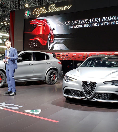Alfa Romeo Reveals Limited-Release NRING Editions of Giulia and Stelvio