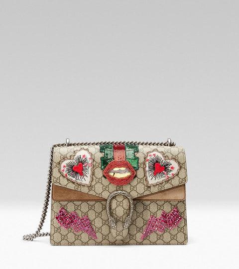 Gucci Debuts a New Limited-Edition Handbag Series: The Dionysus City Bags