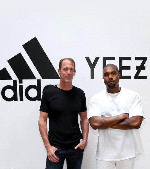 Kanye West's secret to building a footwear empire to compete with Nike