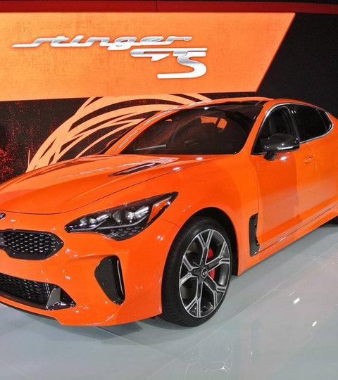 Limited-Edition Kia Stinger GTS Unveiled