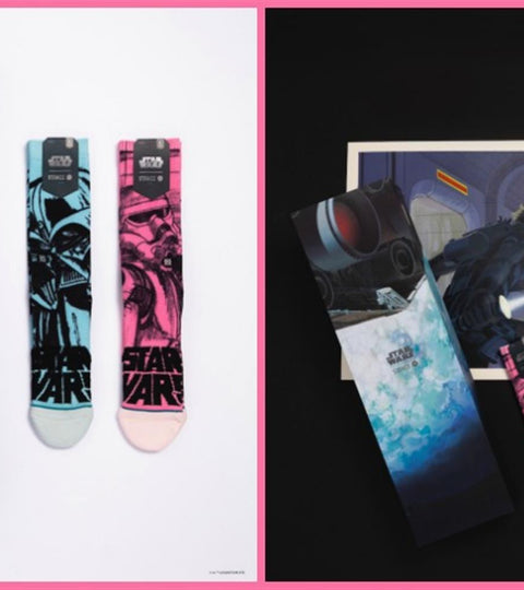 Stance Releases Limited Edition Box Set to Celebrate New Star Wars Collection