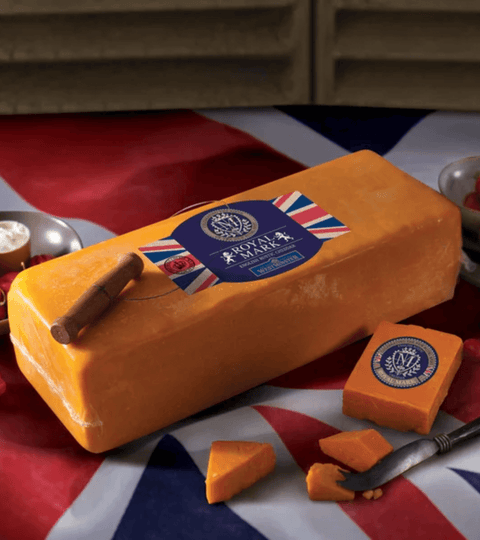 Whole Foods Will Sell a Limited-Edition Cheese for The Royal Baby's Birth