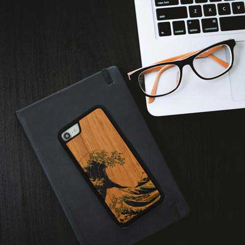 wood iphone 12 cases