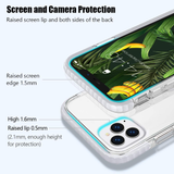 Astro Surfer Clear Case iPhone 12 Pro Max Case, Clear Silicone, iPhone XS Case, iPhone 11 Case, Clear Phone Case | iPhone 12 Pro