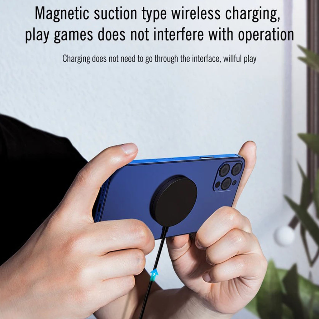 Magsafe Wood Magnetic Wireless Charger - LIMITED77
