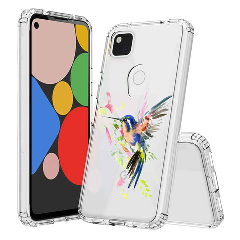 Hummingbird Clear Impact Case for Google Pixel