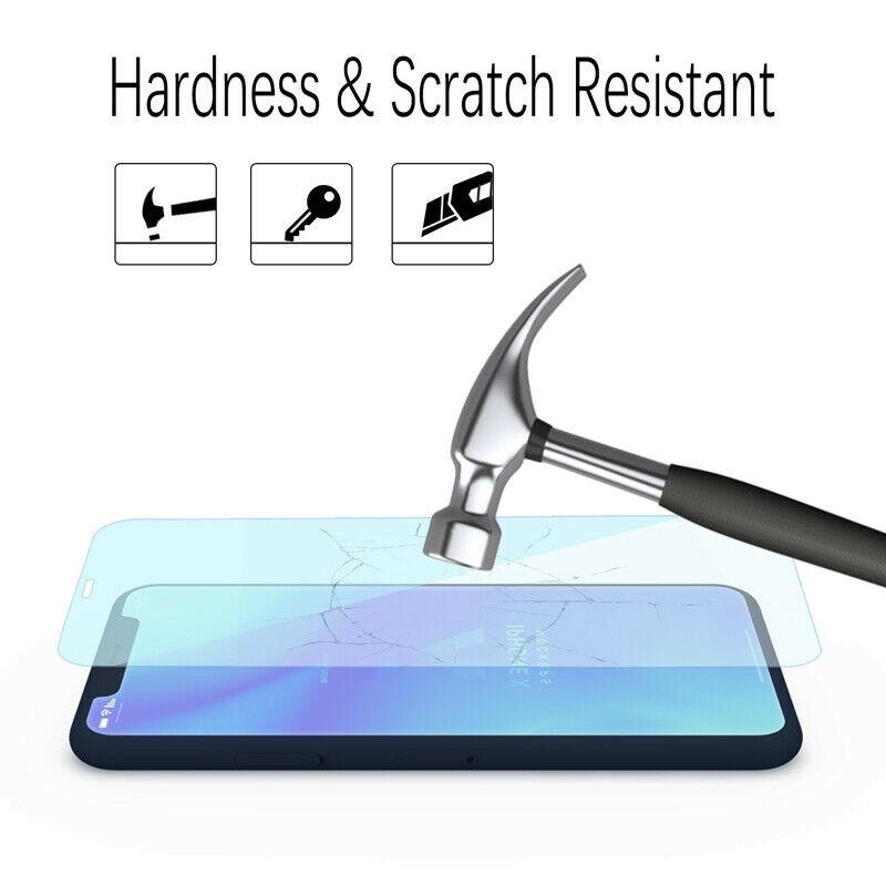 Tempered Glass Screen Protector For iPhone - LIMITED77