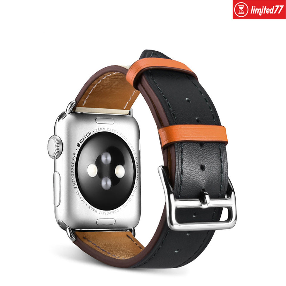 Leather Apple Watch Band Strap Accessories limited77