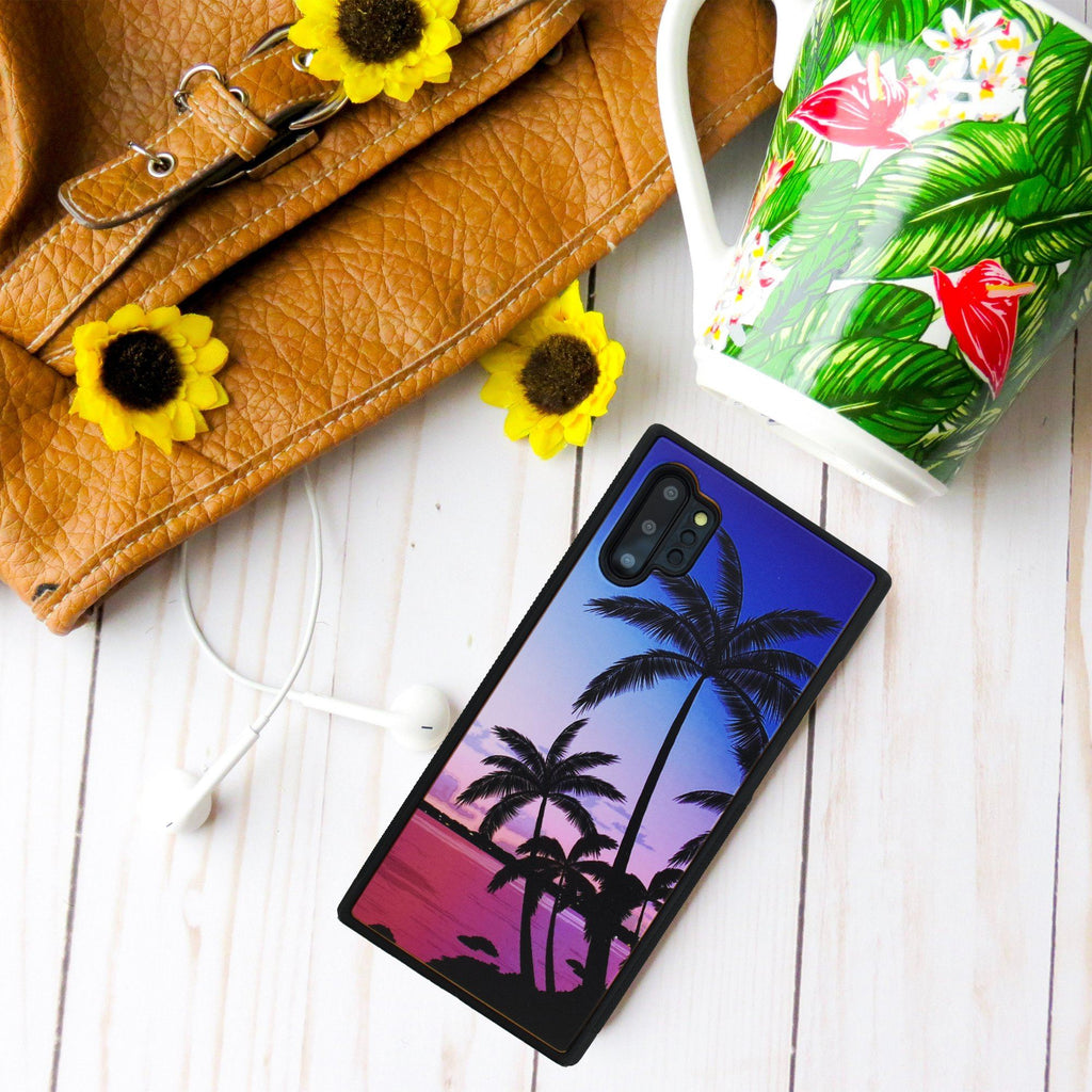 Palm Trees Unique Samsung Galaxy Case - LIMITED77
