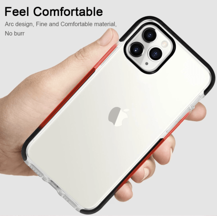 Shockproof Impact Phone Case for iPhone Be Positive - LIMITED77