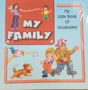 My Little Book of Vocabulary - Wonder Eduquip