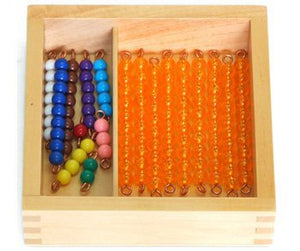 Teen Beads with Box - Wonder Eduquip