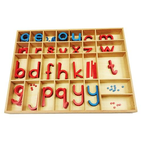 Large Movable Alphabet Lower Case - Wonder Eduquip