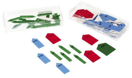 Arrows for Bead Chains of 100 &1000 - Wonder Eduquip