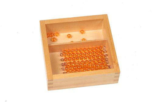 Bead Bars for Ten Board with Box - Wonder Eduquip