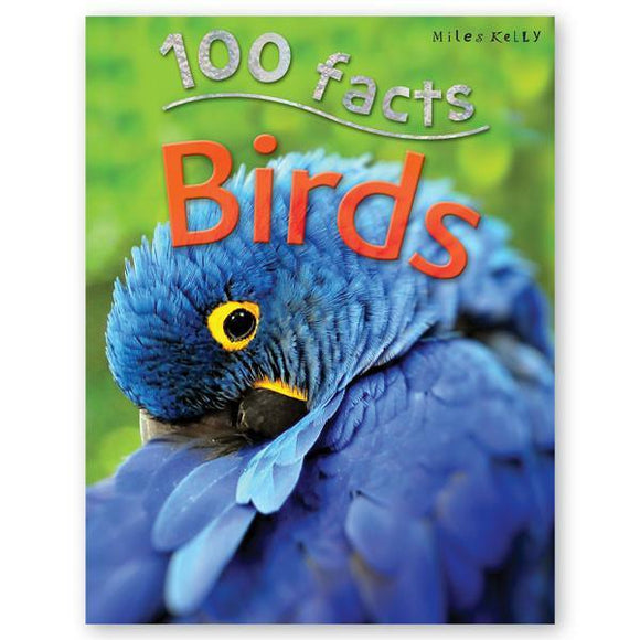 100 Facts : Birds - Wonder Eduquip