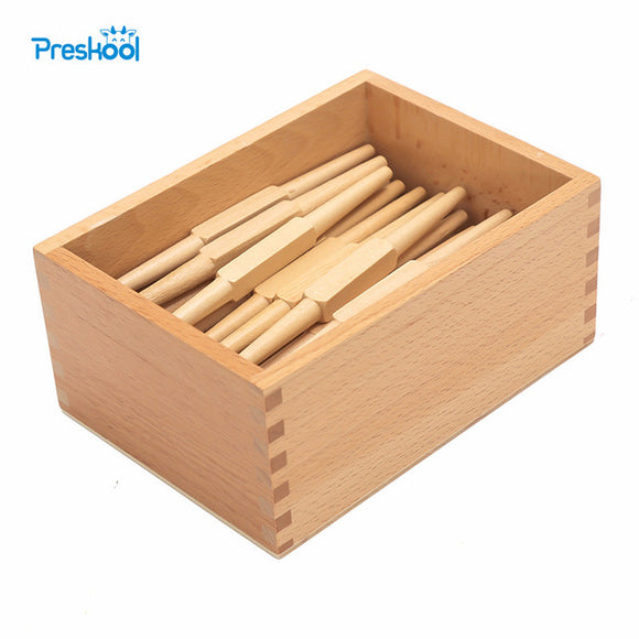Box with 45 Spindles - Wonder Eduquip