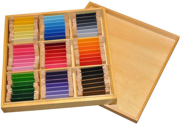 Colour Tablets Box 3